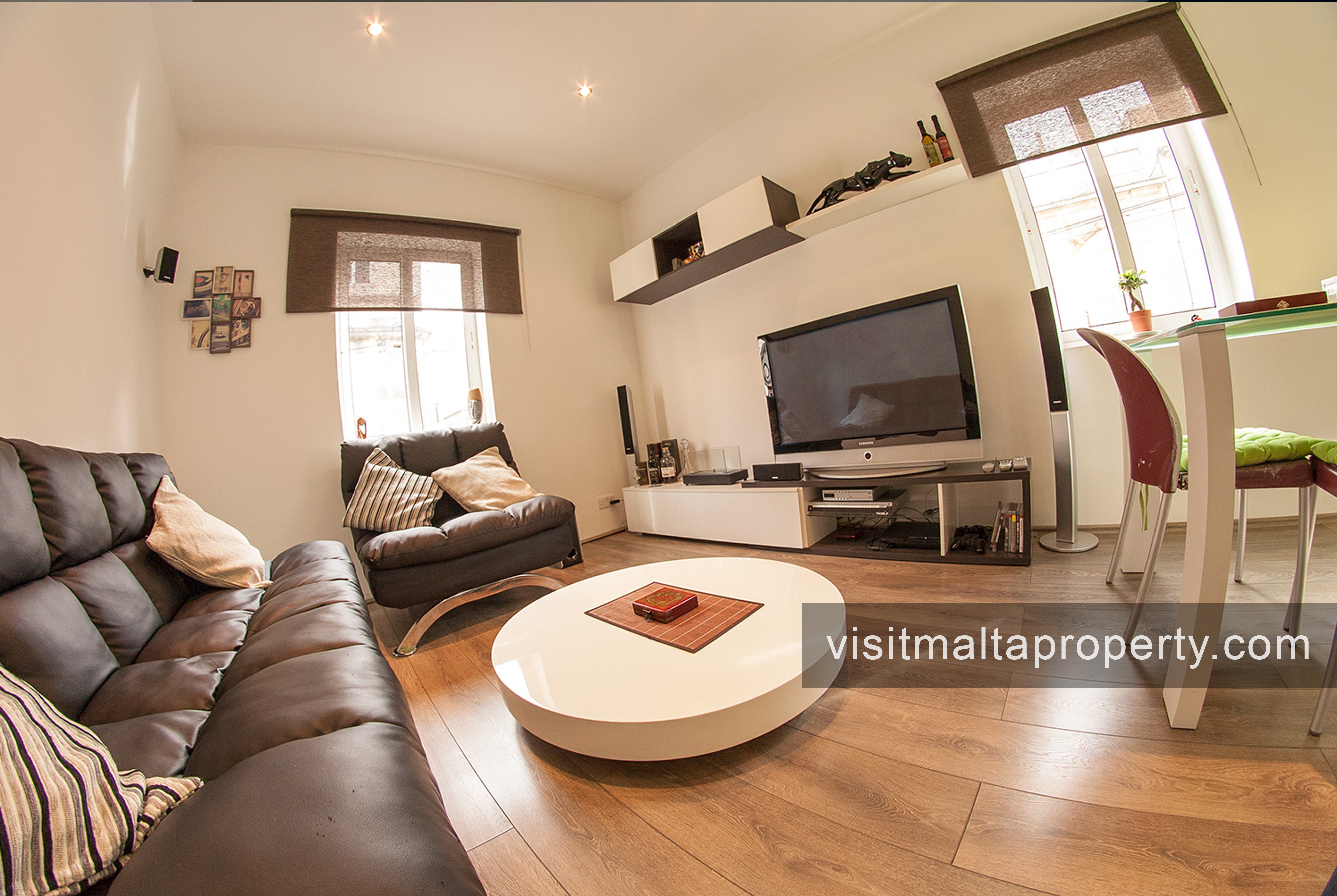 Modern Converted 3 Bed Townhouse, Birkirkara