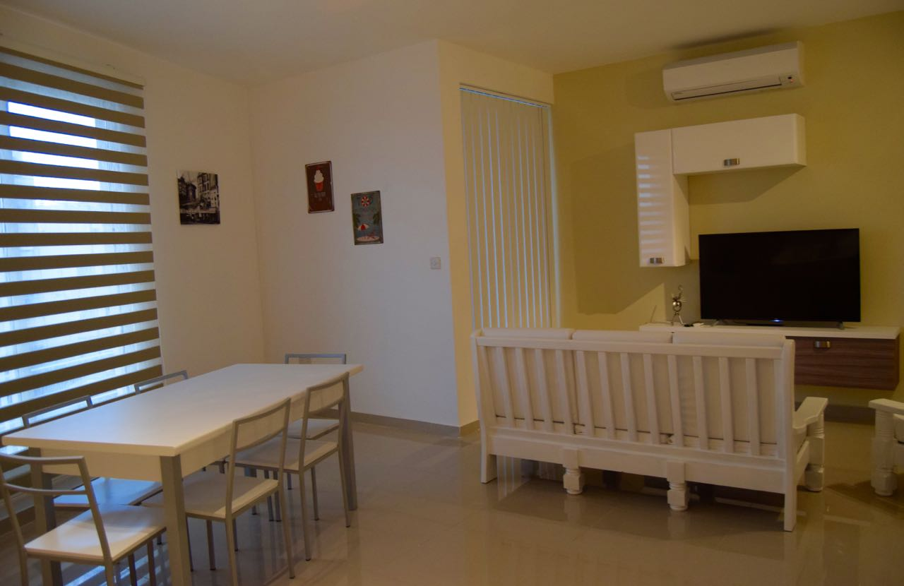 Swieqi 3 Bedroom Apartment with Interconnecting Garage