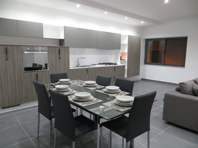 Msida Apartments for Rent – Brand New 3-bed